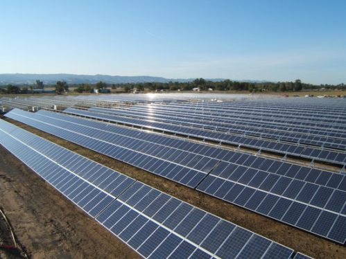 Apple's NC Solar Farm to Utilize High-Efficiency SunPower Panels, Online as Soon as October - Mac Rumors